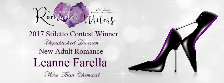 Leanne Farrell Stilleto winner banner